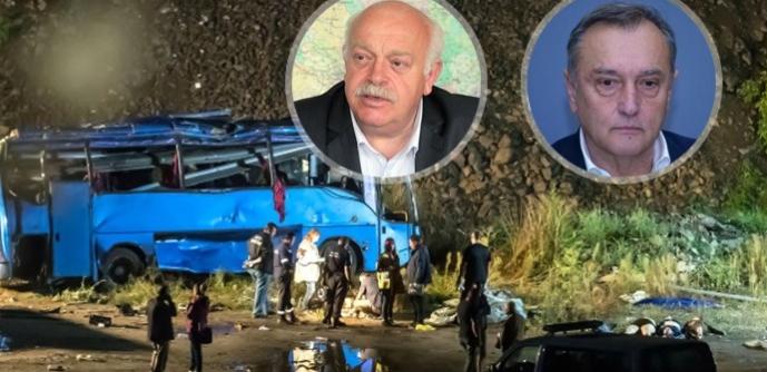 Бивши шефове от АПИ спестили 61 000 евро на фирмата, ремонтирала пътя убиец до Своге
