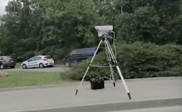 Новите суперкамери на КАТ засичат и неправилно изпреварване